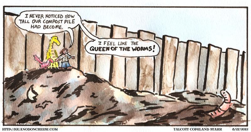 Worm Queen