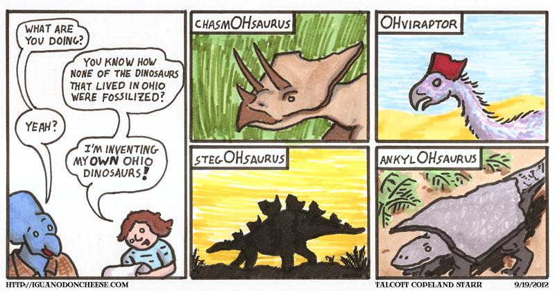Ohiosaurs